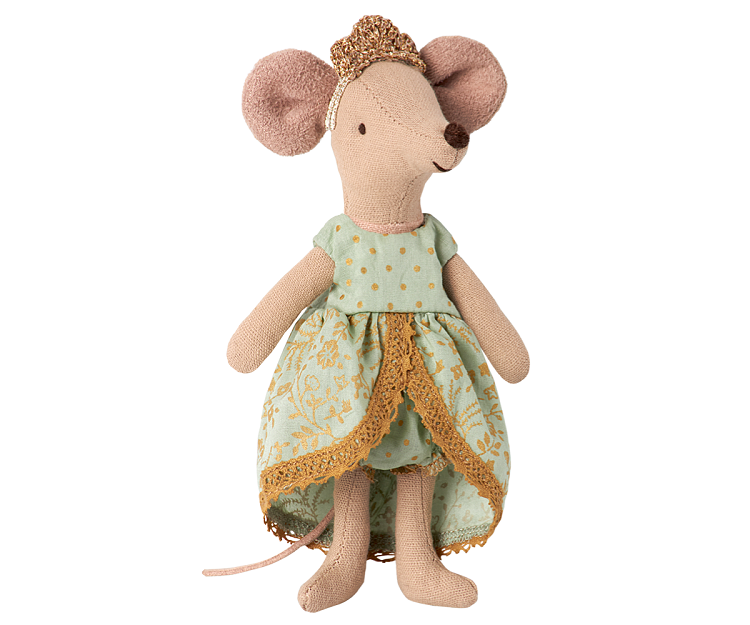 Vestidito de Princesa Mint para Ratoncita