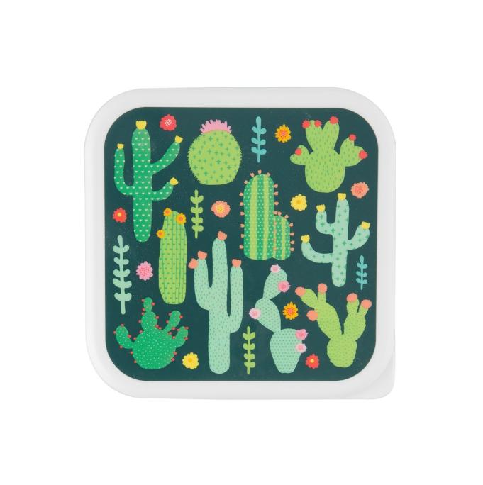 Fiambrera Cactus