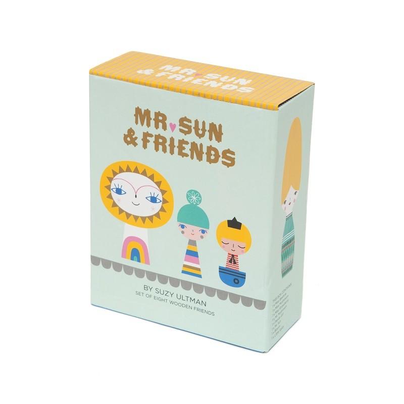 Mr. Sun & Friends