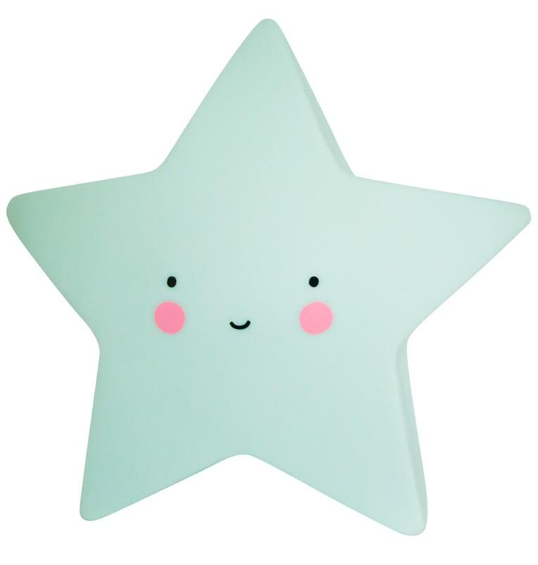 Lámpara Estrella Mint (Allc)