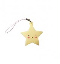 Colgante Estrella Amarilla