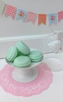 Cajita Macaron Mint