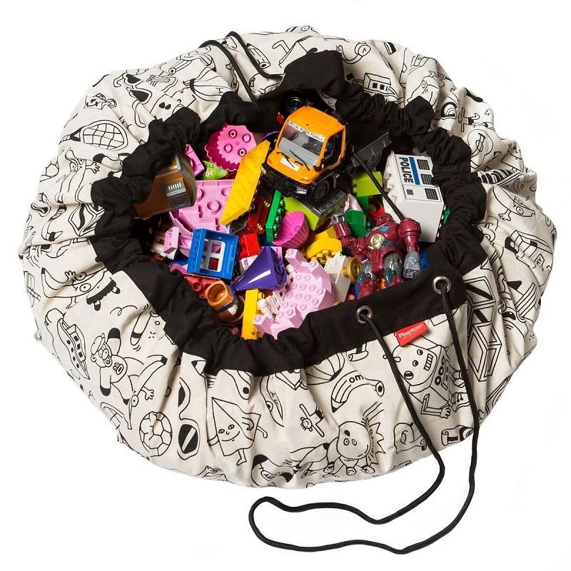 Alfombra de Juegos Coloreable Color My Bag