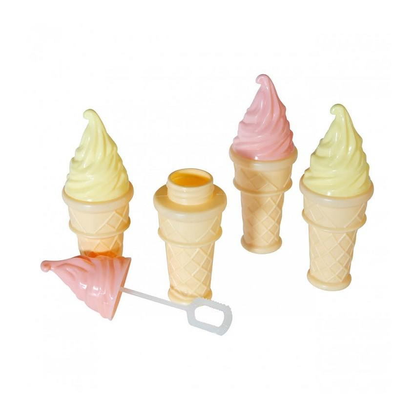 Pompas de Jabón Ice Cream Vainilla