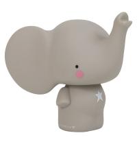 Hucha Elefante gris