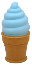 Lámpara Helado Azul