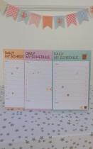 Mini Planificador Diario