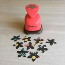 Troqueladora Mini Flor