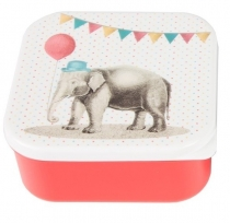 Fiambrera Party Animals Elefante