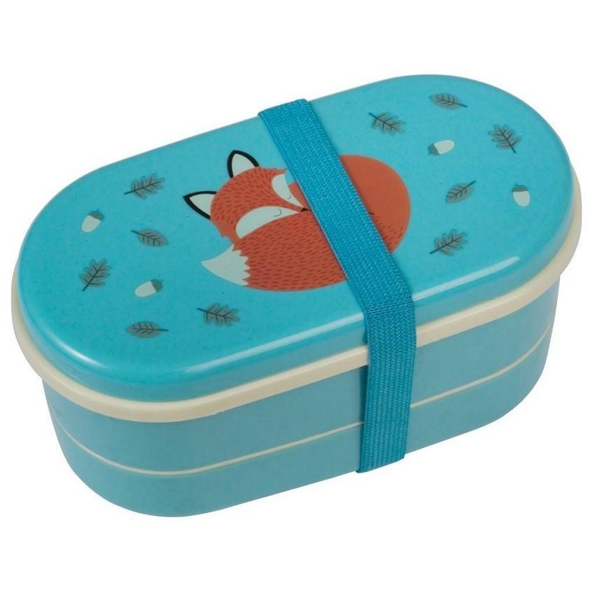 Fiambrera Bento Rusty the Fox