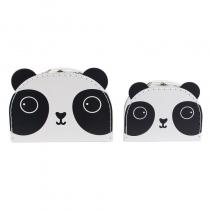 Set de Maletas Panda