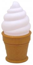 Lámpara Helado Blanco