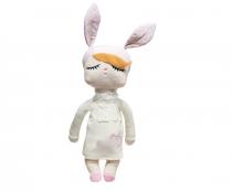 Muñeca Little Bunny Blanca 30cm