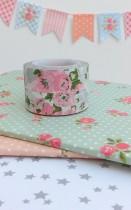 Washi Tape Shabby Pink