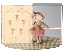 Escuela de Ballet con Ratoncita Bailarina