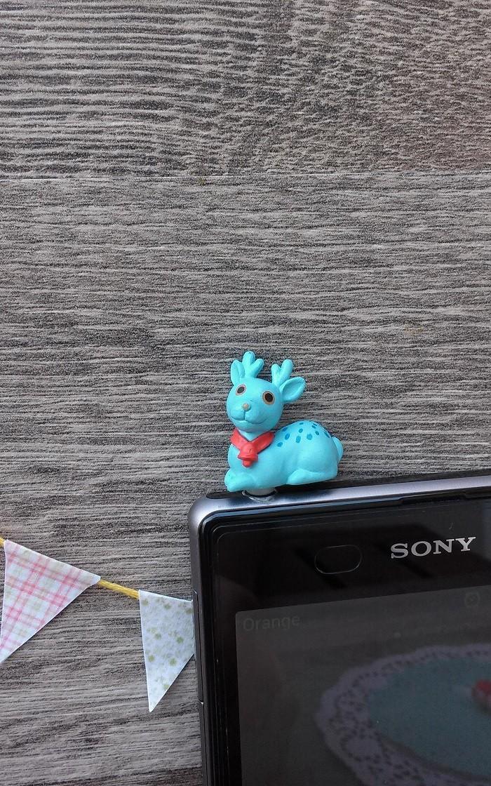 Tapón Móvil Bambi Azul