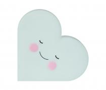 Lámpara Corazón Mint