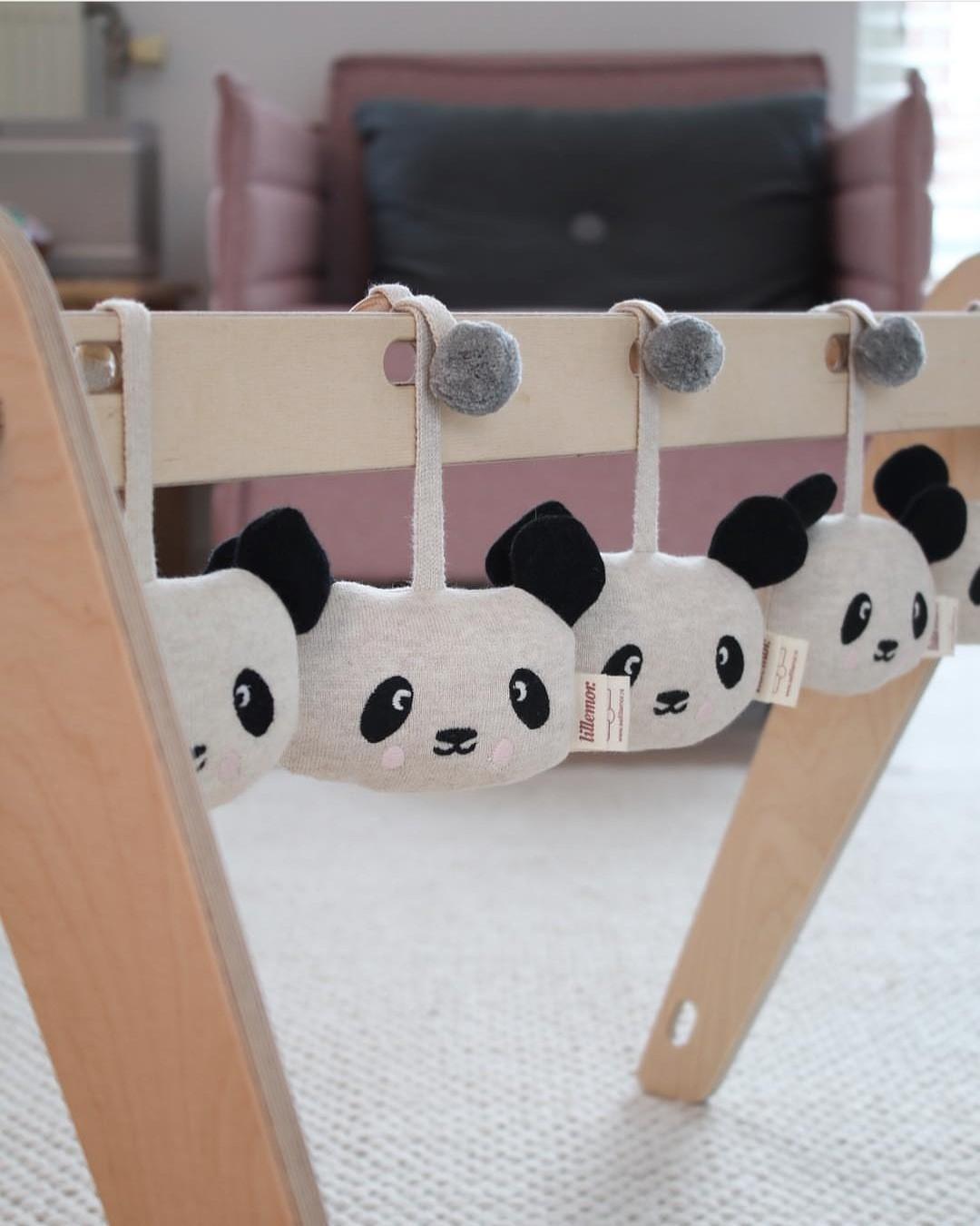 Sonajero Panda