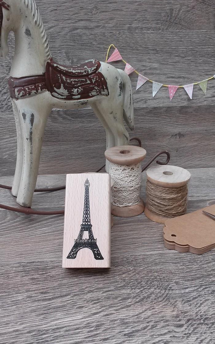 Sello Torre Eiffel