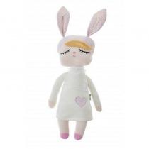 Muñeca Little Bunny Blanca 42cm