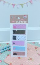 Memo Pad Persian Cat
