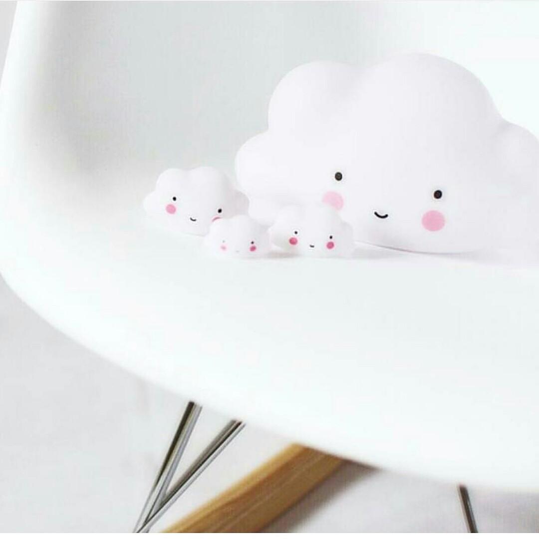 Figuritas Mini Nubes