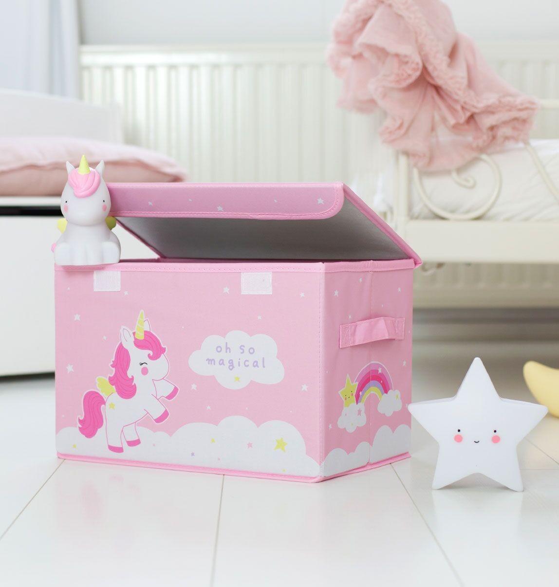 Caja de Almacenaje Unicornio