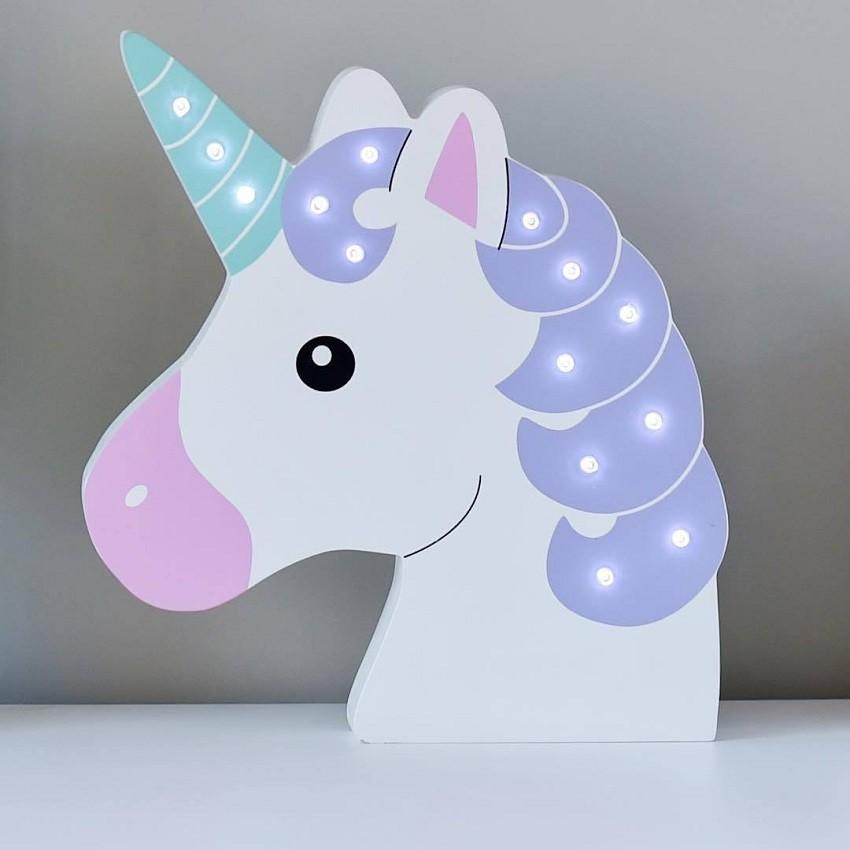 Unicornio Luminoso