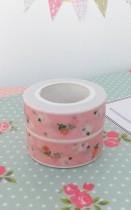 Washi Tape Nature Rosa