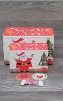 Gift Boxes Christmas House