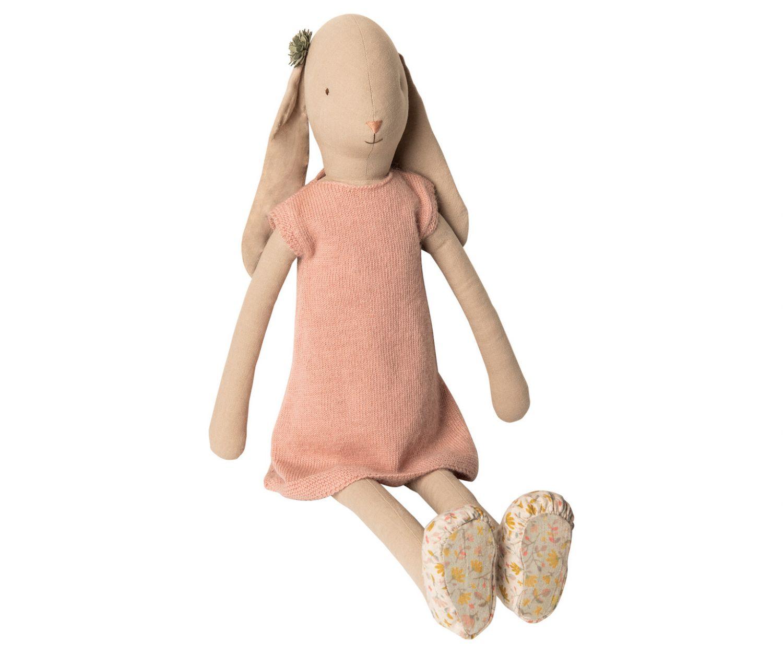 Conejita Bunny Vestido de Punto ( Talla 5 )