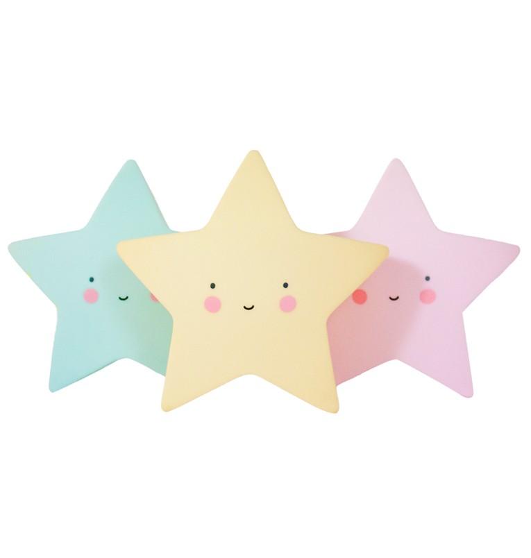 Lámpara Estrella Amarilla (Allc)
