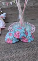 Molde Cupcake Laura Bell