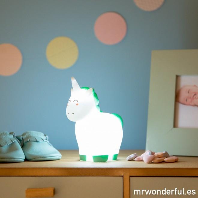 Luz Mágica Unicornio