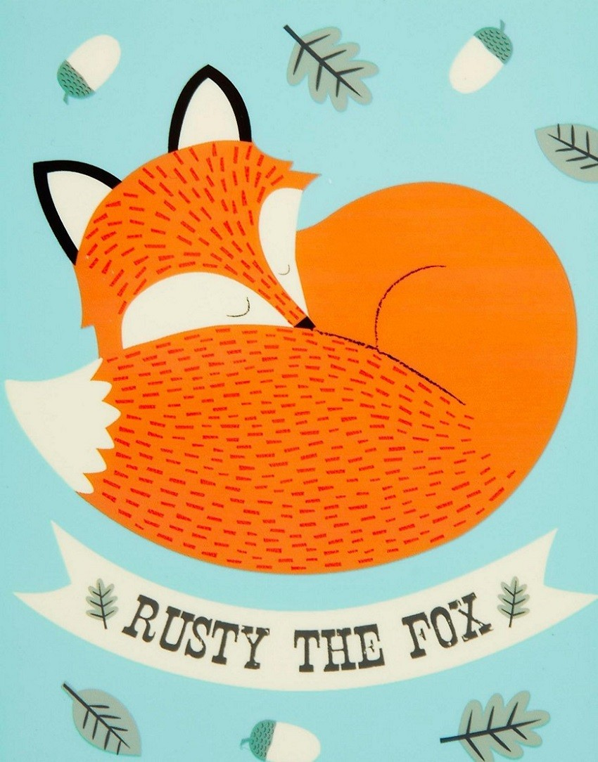 Termo Rusty the Fox