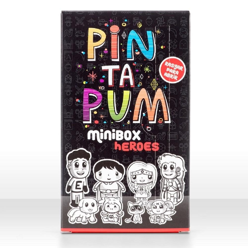 Minibox HEROES
