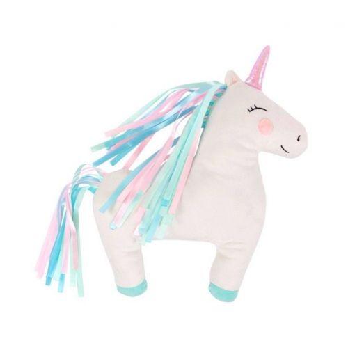 Cojín Unicornio Rainbow