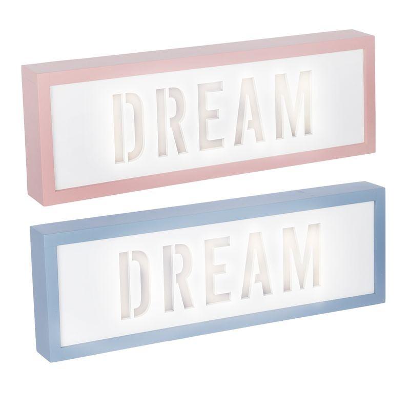 Caja de Luz Dream Azul