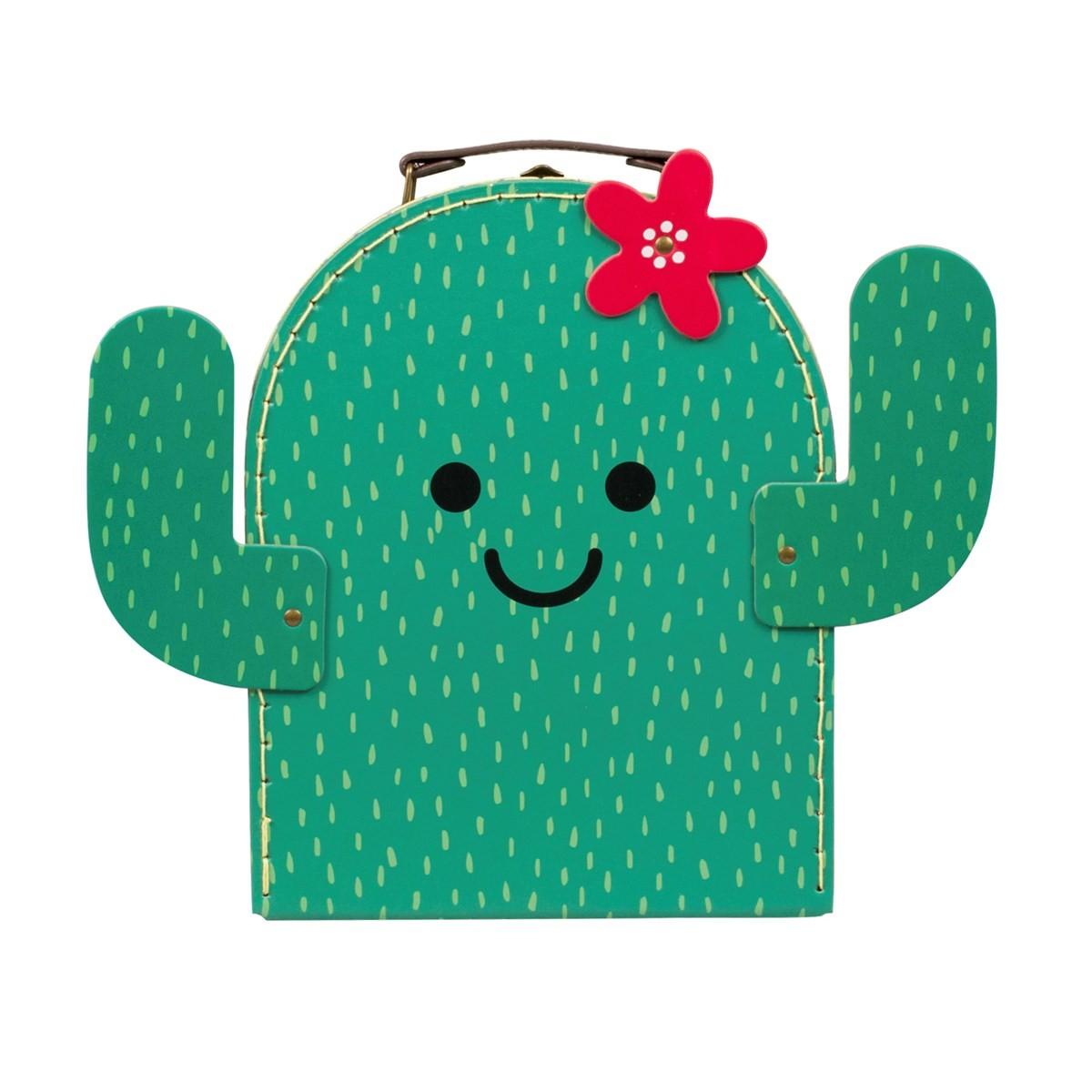 Maleta Happy Cactus