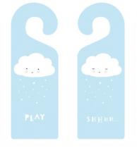 Colgador de puerta Nube
