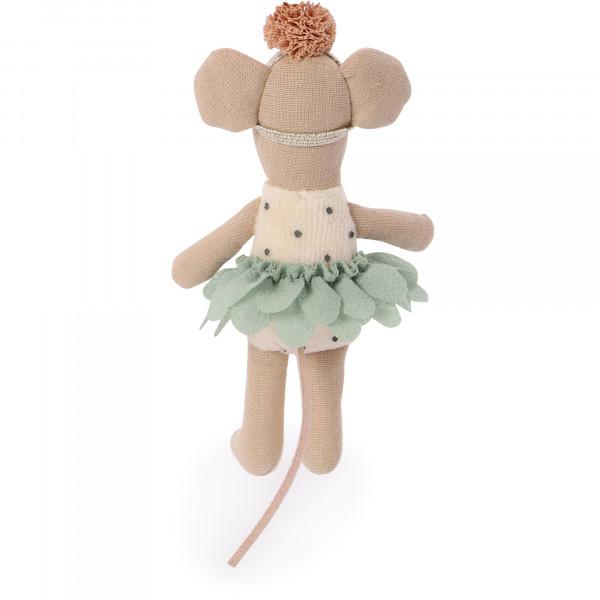 Ratoncita Bailarina Little Miss en Maleta