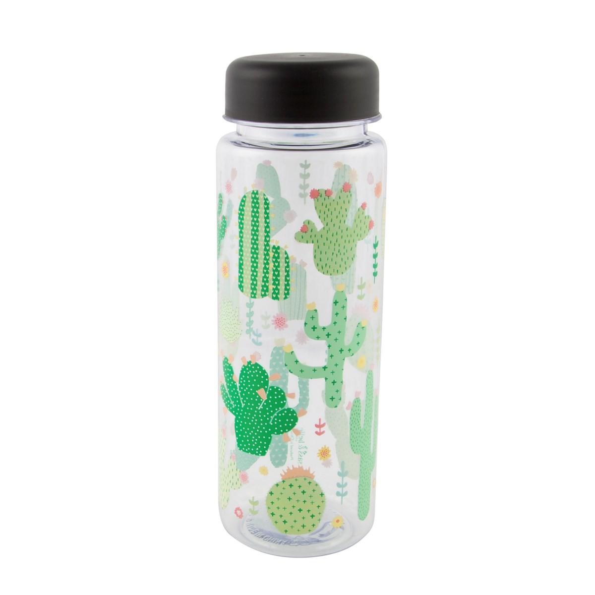 Botella de Agua Cactus